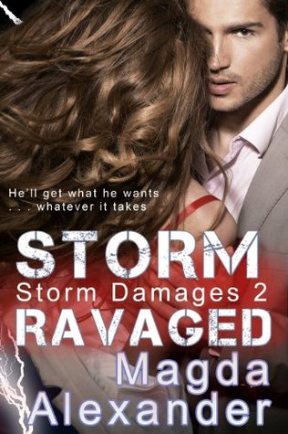 Storm Ravaged (Storm Damages, #2) - Magda Alexander